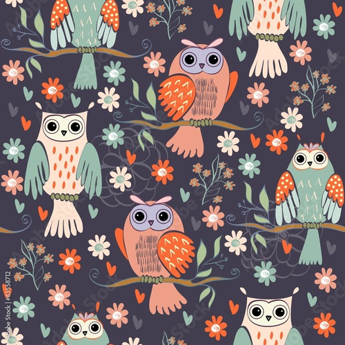 seamless pattern. - 63558712