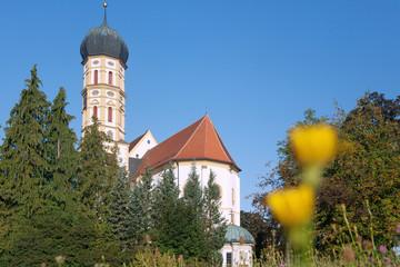 Allgäu, Marktoberdorf, Stadtpfarrkirche St. Martin