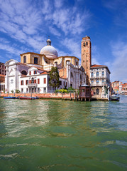 San Geremia church. Venice. Italy.
