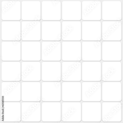 White tile background and texture detail