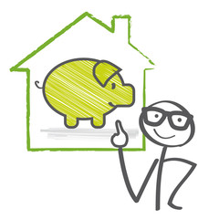 Sparen beim Hauskauf, Energetische Sanierung