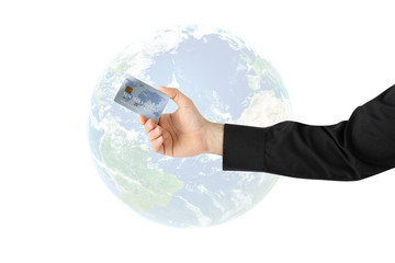 Make purchases with credit card