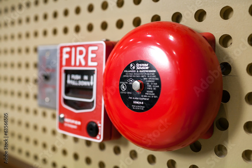 Fire alarm switch - 63566505
