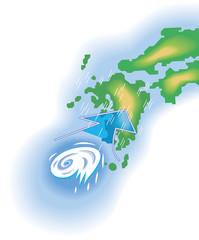 台風 九州地方