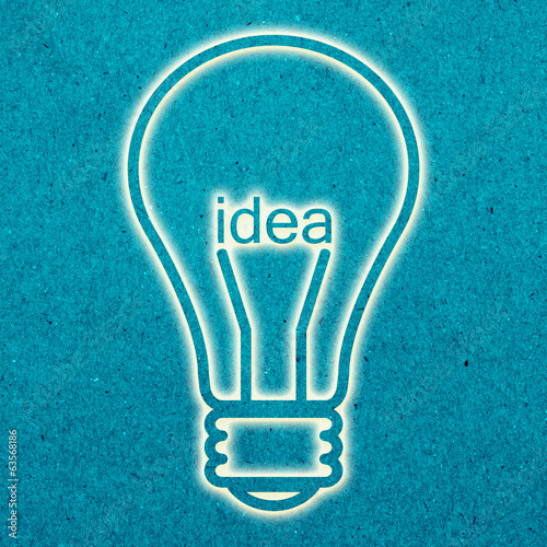 idea paper background