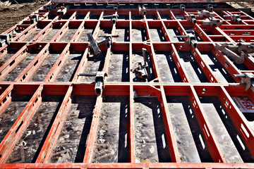 construction formwork