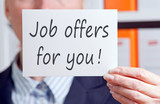Job offers for you !