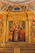 Bologna - Madonna with the saints - Santa Maria della Vita.