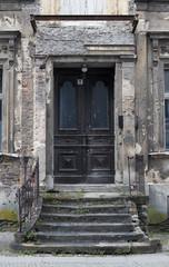 alter Hauseingang