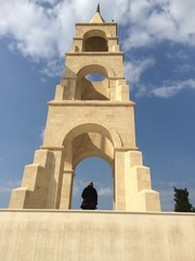 57'nci Alay Şehitlik Anıtı