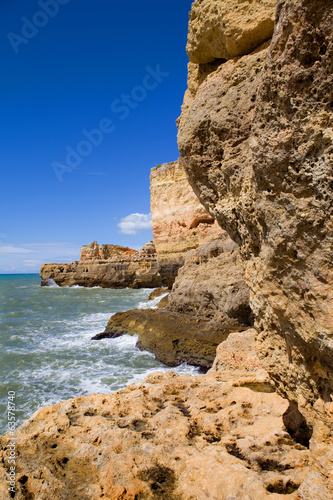 coast of algarve