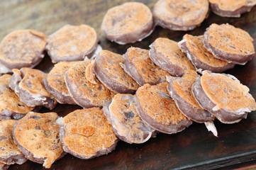 kanom babin, Thai dessert style pancake