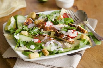 Indian chicken salad