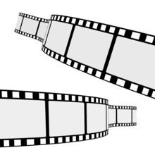Cinéma Film Strip