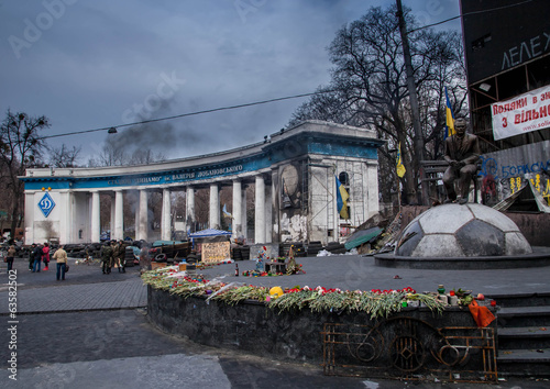 Euromaidan, Kyiv after protest