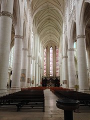 interieure cathedrale