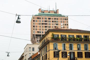 Torre Velasca, edificio Milano
