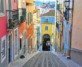 Lisbon funicular Bica - 63586562