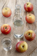 hungarian palinka made from apple