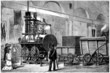 Exposition : the first Locomotive - 19th century - 63588505