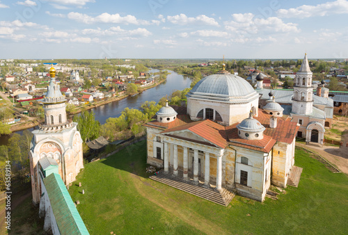 Boris and Gleb's cathedral in Torzhok