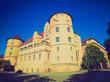 Retro look Altes Schloss (Old Castle) Stuttgart