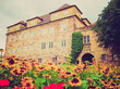 Retro look Altes Schloss (Old Castle), Stuttgart