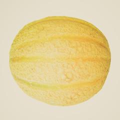 Retro look Melon picture