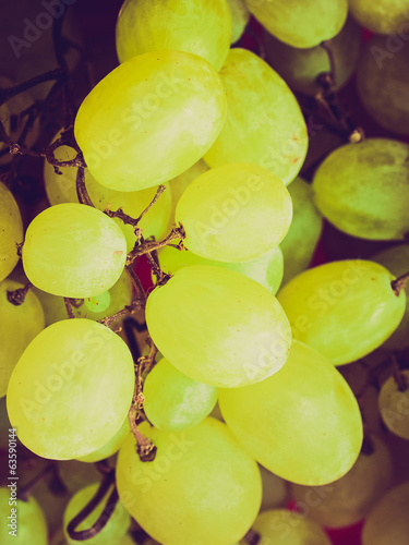 Retro look Grape picture