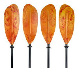 kayak paddle blades