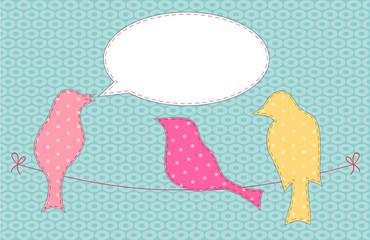 Bird tweet 3