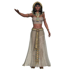 Egyptian Woman Attire