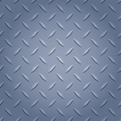 Diamond metal background - gray color.
