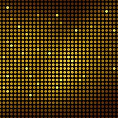 Sparkling glitter background - golden texture.