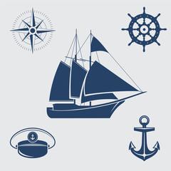 Sail symbols