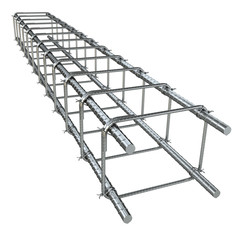 Reinforce iron rack