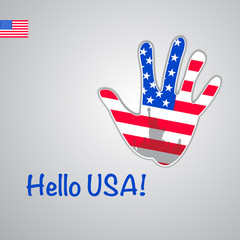 Hello USA