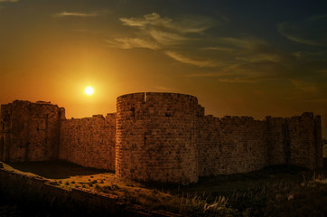 The Sundown Castle