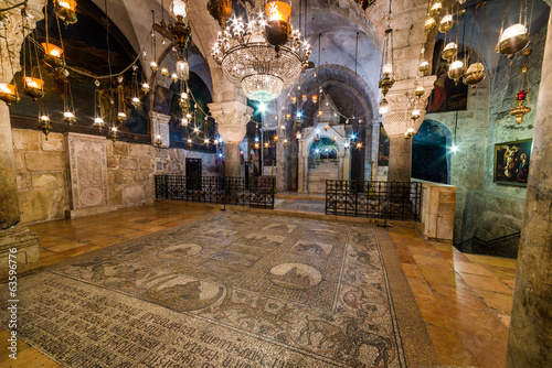 Church of the Holy Sepulchre - Chapel of Saint Helena