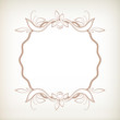 Vector scrolls and vignettes in Victorian style.