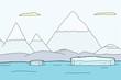 Arctic Landscape - 63597384