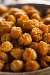Healthy Roasted Seasoned Chick Peas