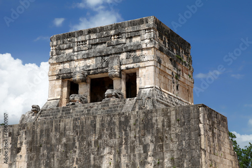 Jaguar Temple, Chichen Itza