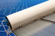 chauffe-eau solaire et panneaux photovoltaïques