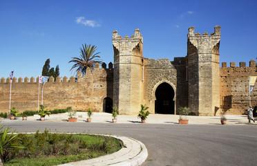 Morocco. Rabat.Nekropol Shelley .