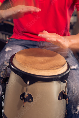 Cuban drum