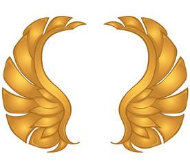 römische Flügel