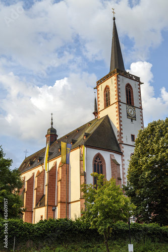 church in the city of Klausen
