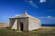 Chapel of St Aldhelm in Dorset, UK.
