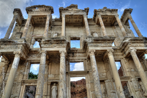 The Library of Celsus, Ephesus
